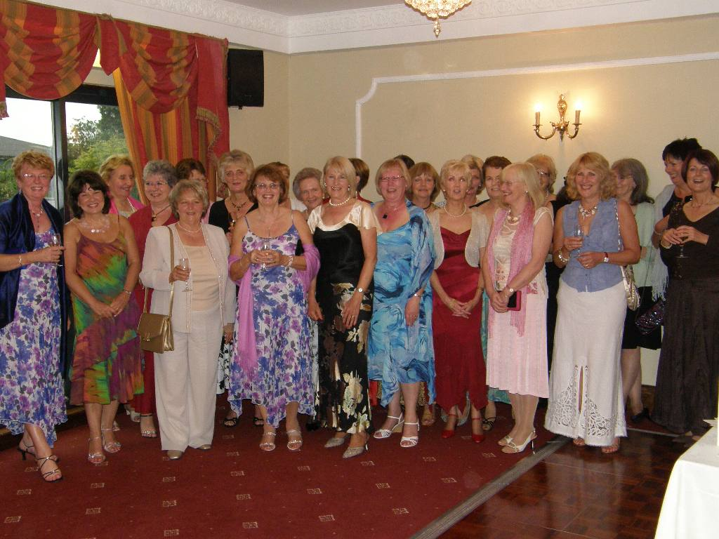 President's Night - June 2007 - Click here to see more photos