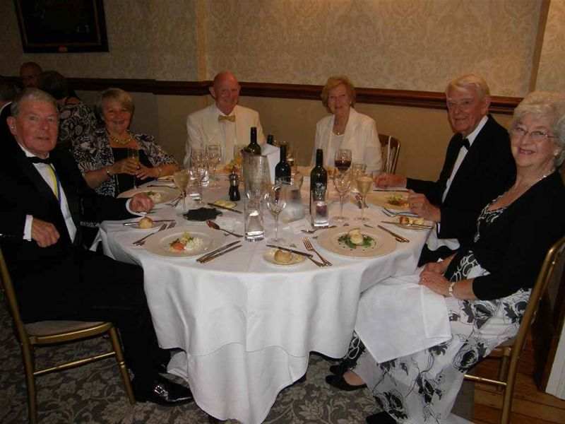 Presidents Night @ Nunsmere Hall - June 2011 -