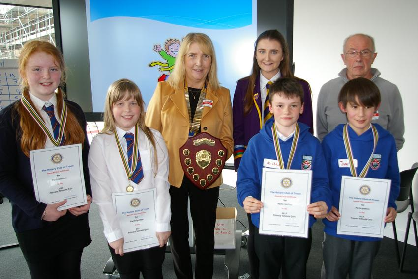 Primary School Quiz 2017 -