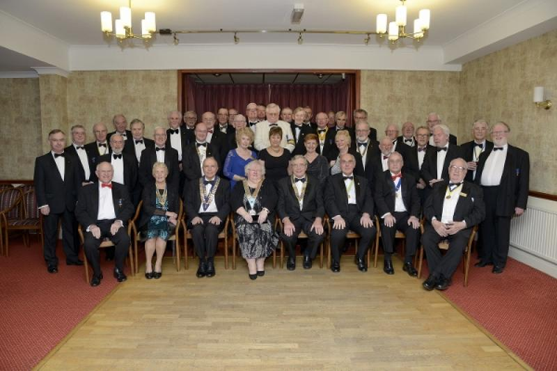 Charter Evening - All attenders