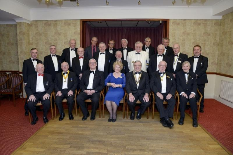 Charter Evening - Club Members