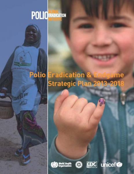 End Polio Now - Rotary's Global Goal is to raise 25M USD /year between 2013-2018 to plug funding gap.