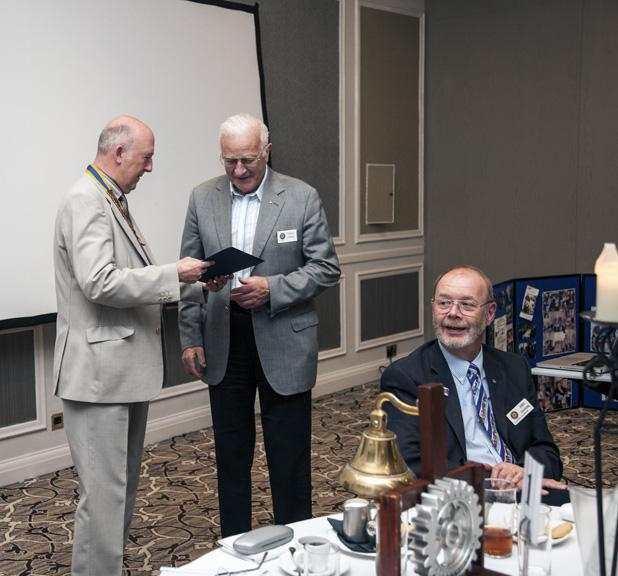 Thame Rotary's Charities Evening -