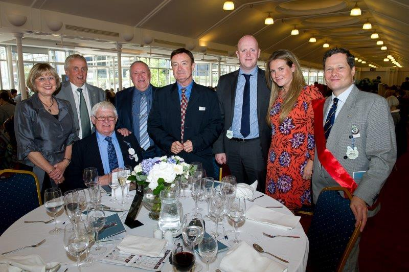 Ascot Charity Race day - PPTF