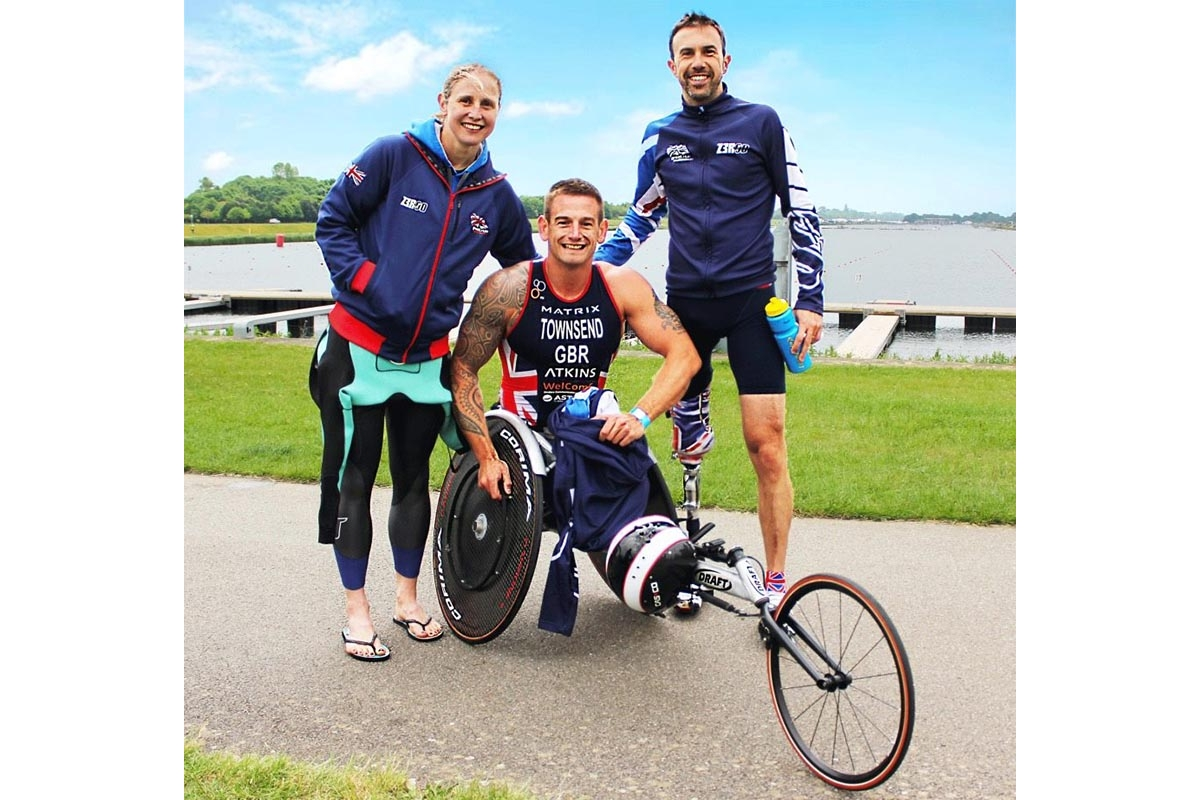 Help Arctic One make Para Tri-athlete dreams a reality - Help swell funds for the Forward Motion grants by giving triathalons a go yourself! Any budding tri-athletes can enter for some of the races