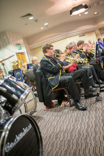 SPECIAL SCHOOLS' MUSIC FESTIVAL 2014 - Every show needs a great band.