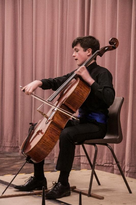 Young Musician competition 2014/2015 - Paul Owen Dugdale