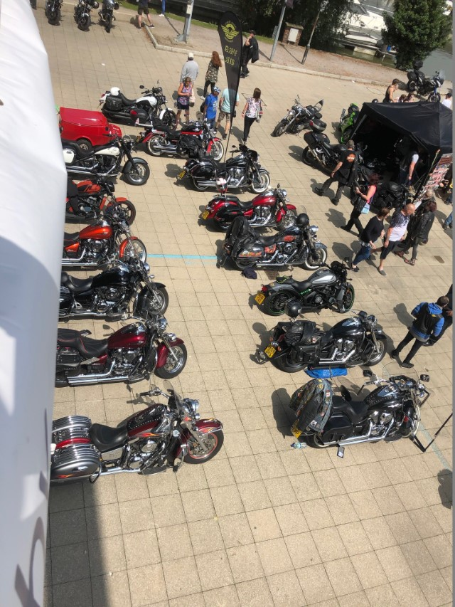 Club News 2017 - 2018 President Sheila Webb - Lincoln BikeFest 2018