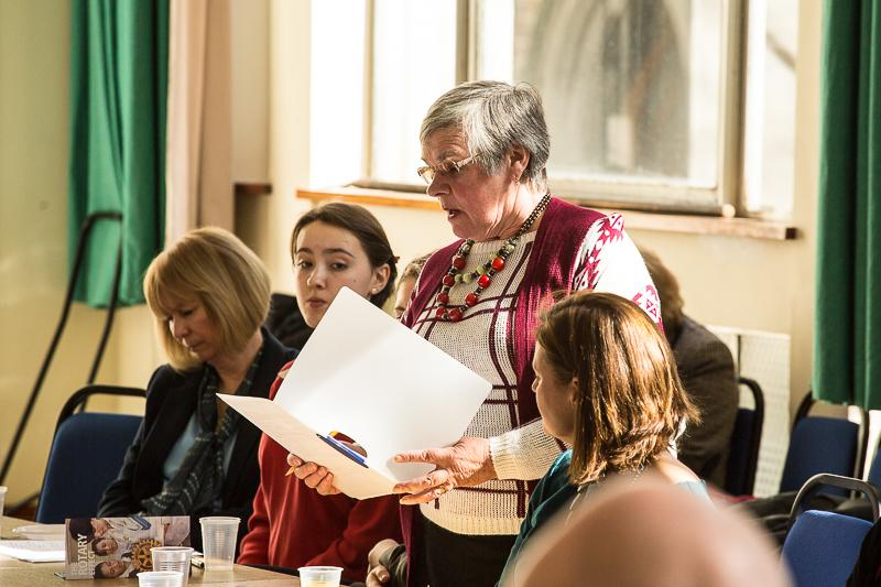 Community Meeting 3rd March 2016 - The Royal Commonwealth Society