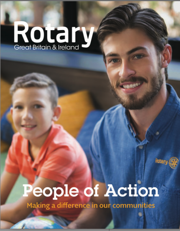 Welcome to Rotary Becket -