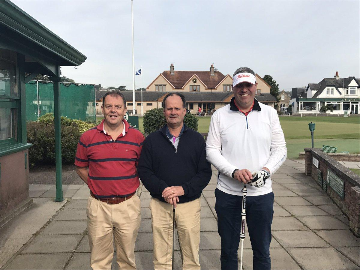 Charity Golf Event 2017 - Perts of Arbroath