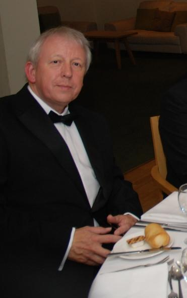 CHARTER DINNER 2015 - Our photographer for the evening Peter Westhorpe who is good friend of Blackpool South Rotary Club.