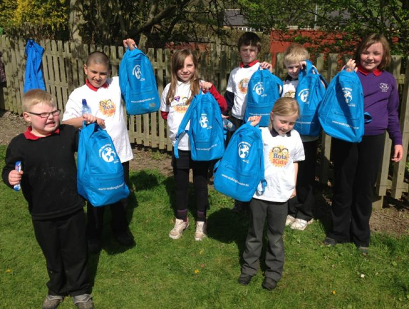 Youth - Philiphaugh Rotakids Walk for Water
