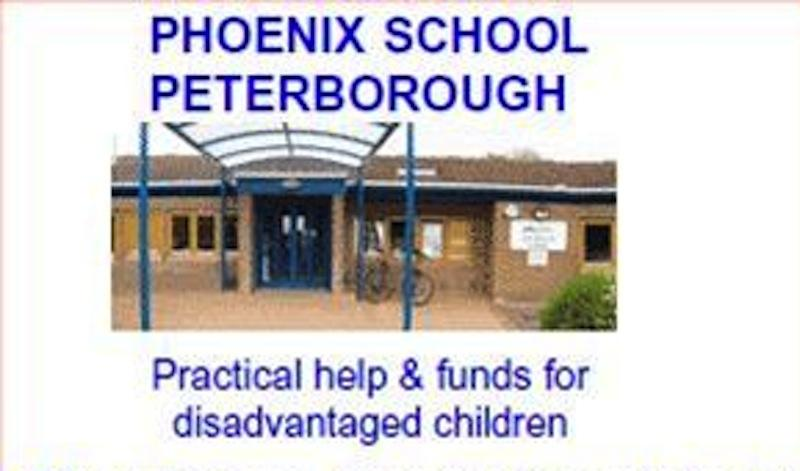SUPPORTED CHARITIES - www.phoenix.peterborough.sch.uk/