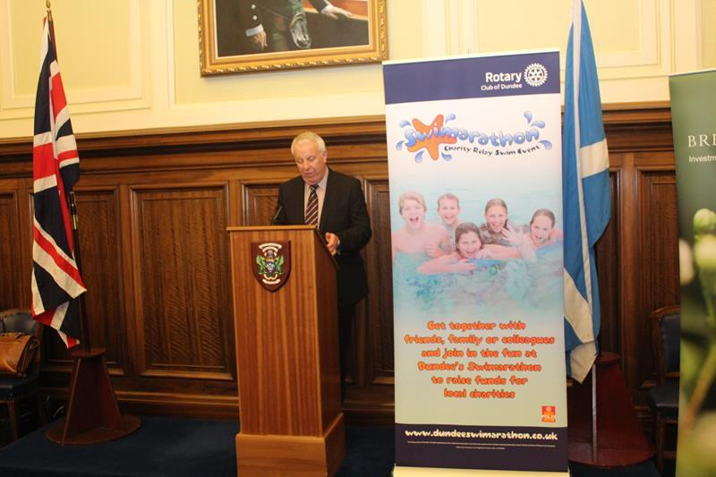 Swimarathon - Civic Reception - Photo19