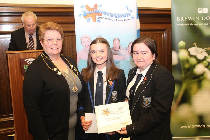Swimarathon - Civic Reception - Photo20
