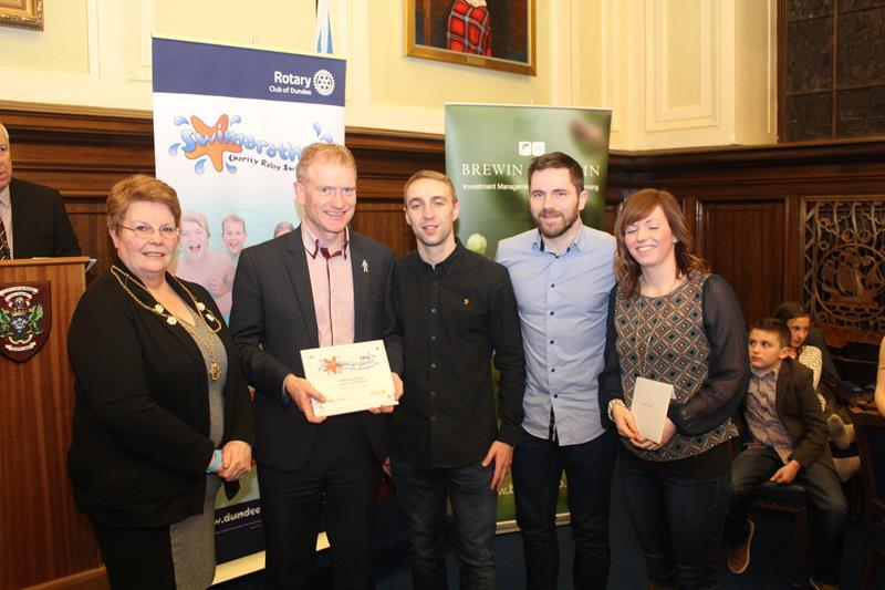 Swimarathon - Civic Reception - Photo21