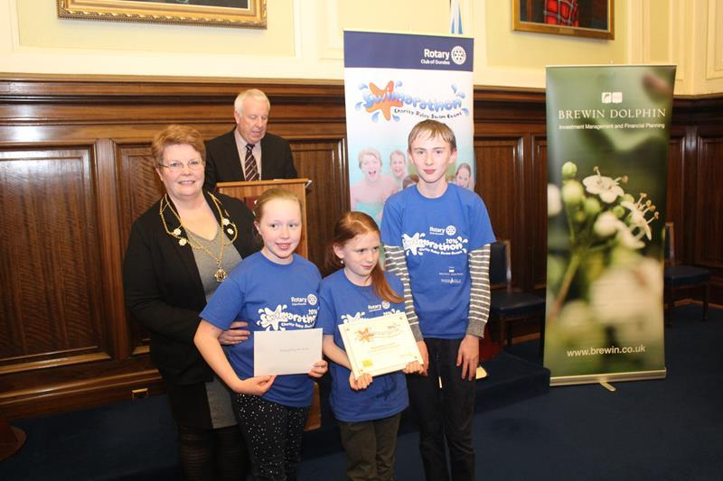 Swimarathon - Civic Reception - Photo22
