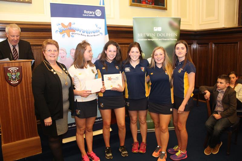 Swimarathon - Civic Reception - Photo23