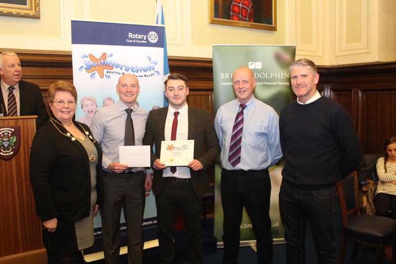 Swimarathon - Civic Reception - Photo31