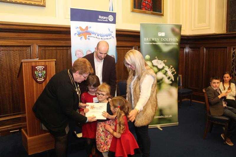 Swimarathon - Civic Reception - Photo32