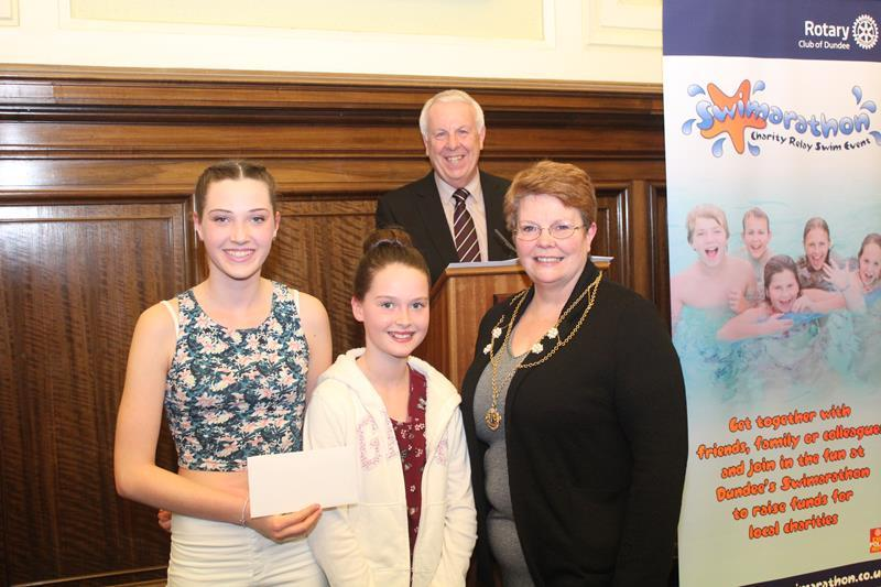 Swimarathon - Civic Reception - Photo36