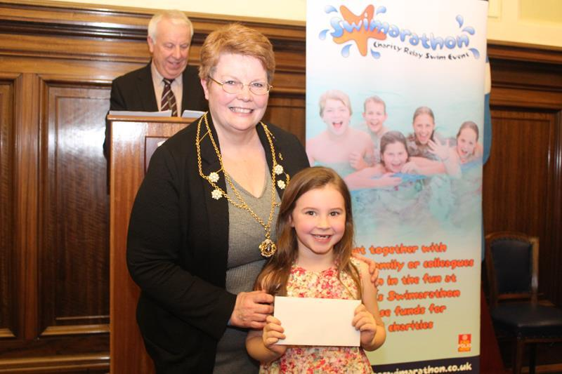 Swimarathon - Civic Reception - Photo44