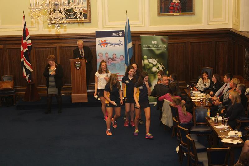 Swimarathon - Civic Reception - Photo50