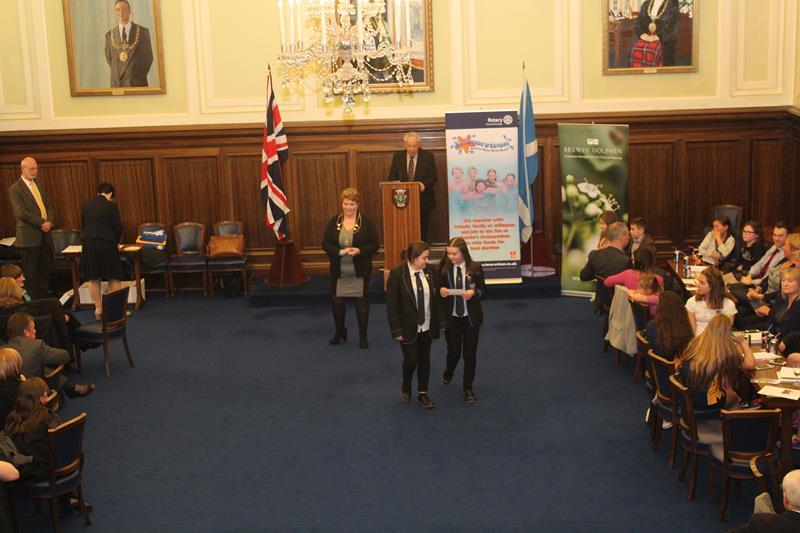 Swimarathon - Civic Reception - Photo52