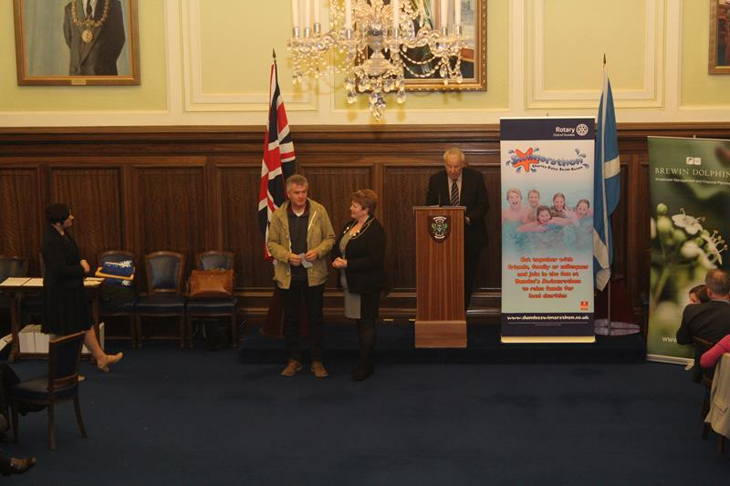 Swimarathon - Civic Reception - Photo54