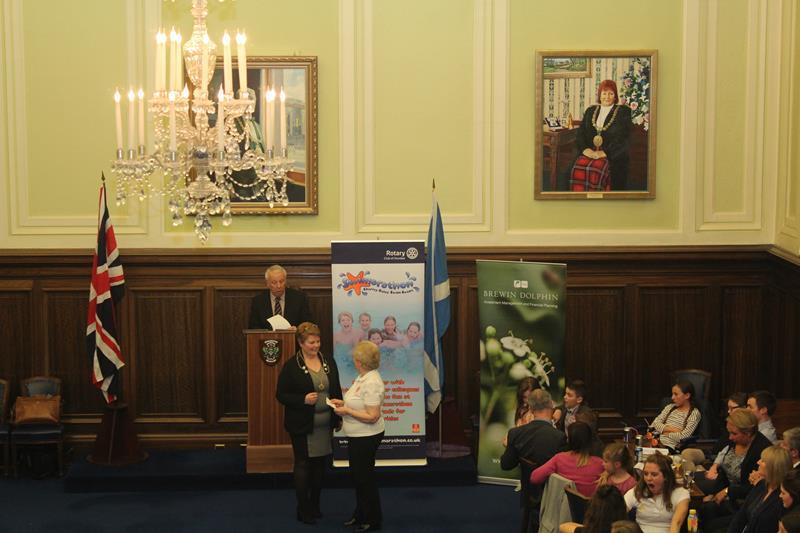 Swimarathon - Civic Reception - Photo57