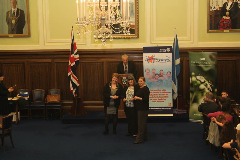 Swimarathon - Civic Reception - Photo59