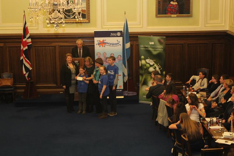 Swimarathon - Civic Reception - Photo62