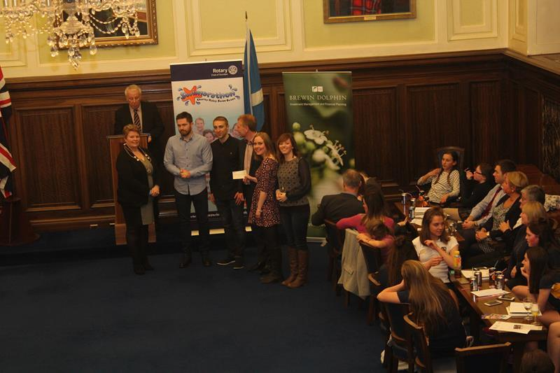 Swimarathon - Civic Reception - Photo63