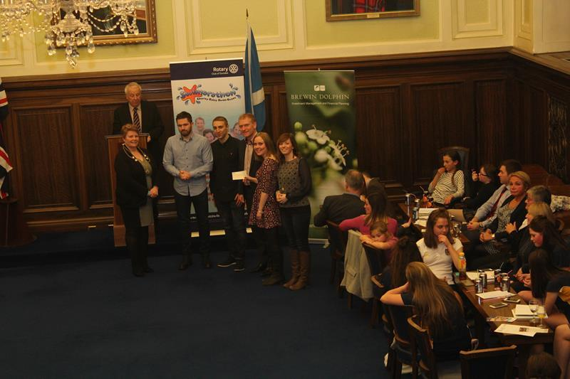 Swimarathon - Civic Reception - Photo64