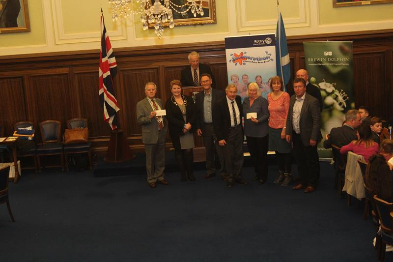 Swimarathon - Civic Reception - Photo70