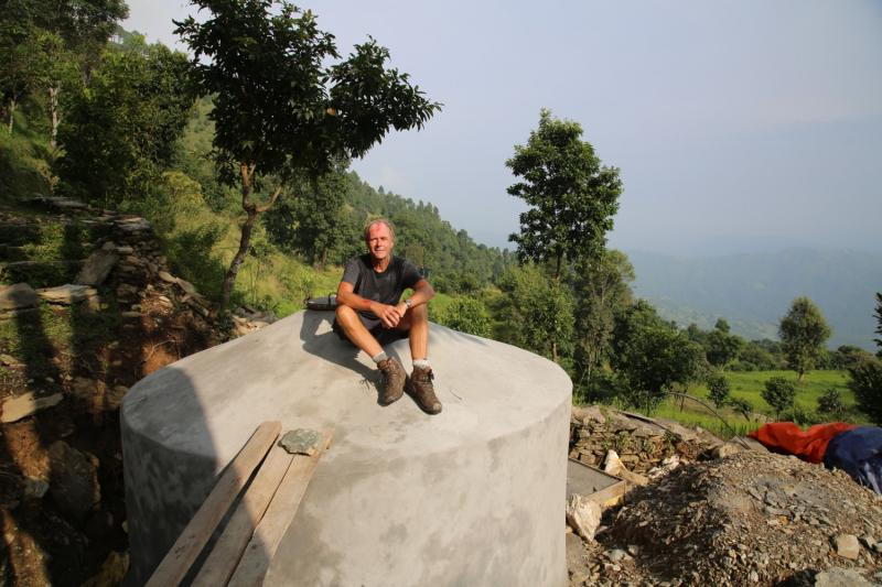 Nepal Water 2013/14 - Size 20 000 Litres
