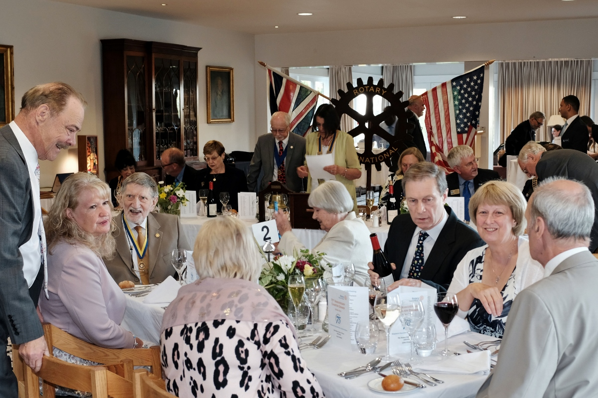 75th Anniversary Celebration -