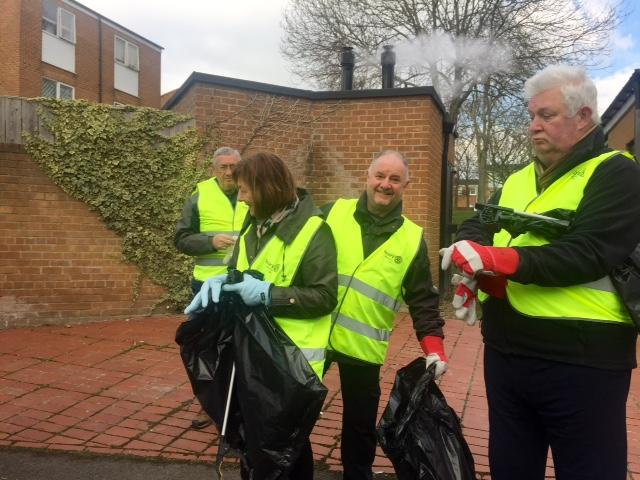 Community Clean Up -