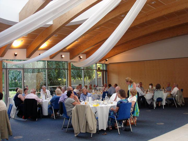 Club's President's Night - at the Bernard Miller Conference Centre, Odney