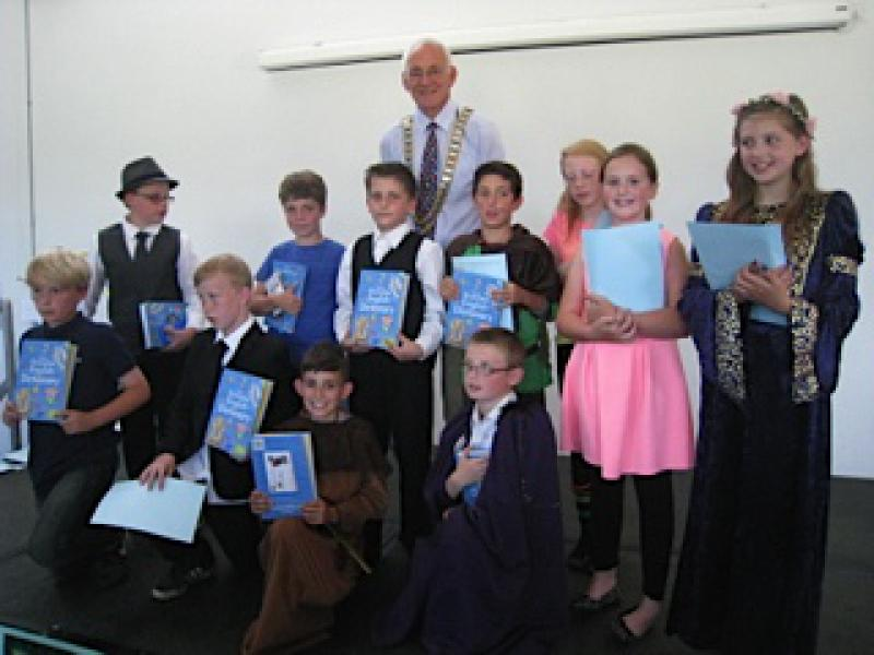 Dictionaries for Life  - Presentation St Germans
