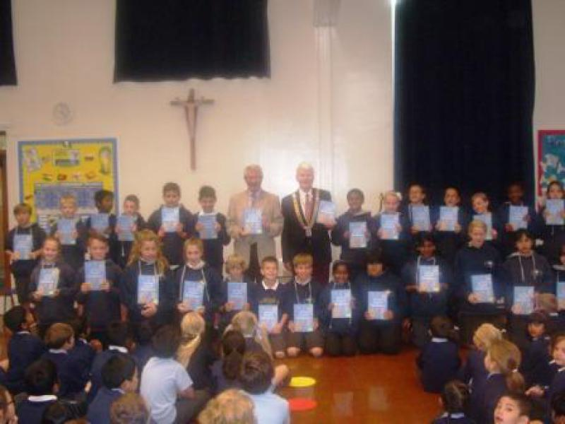 Dictionaries for Life  - Presentation at St Martha's - 11 July 2014