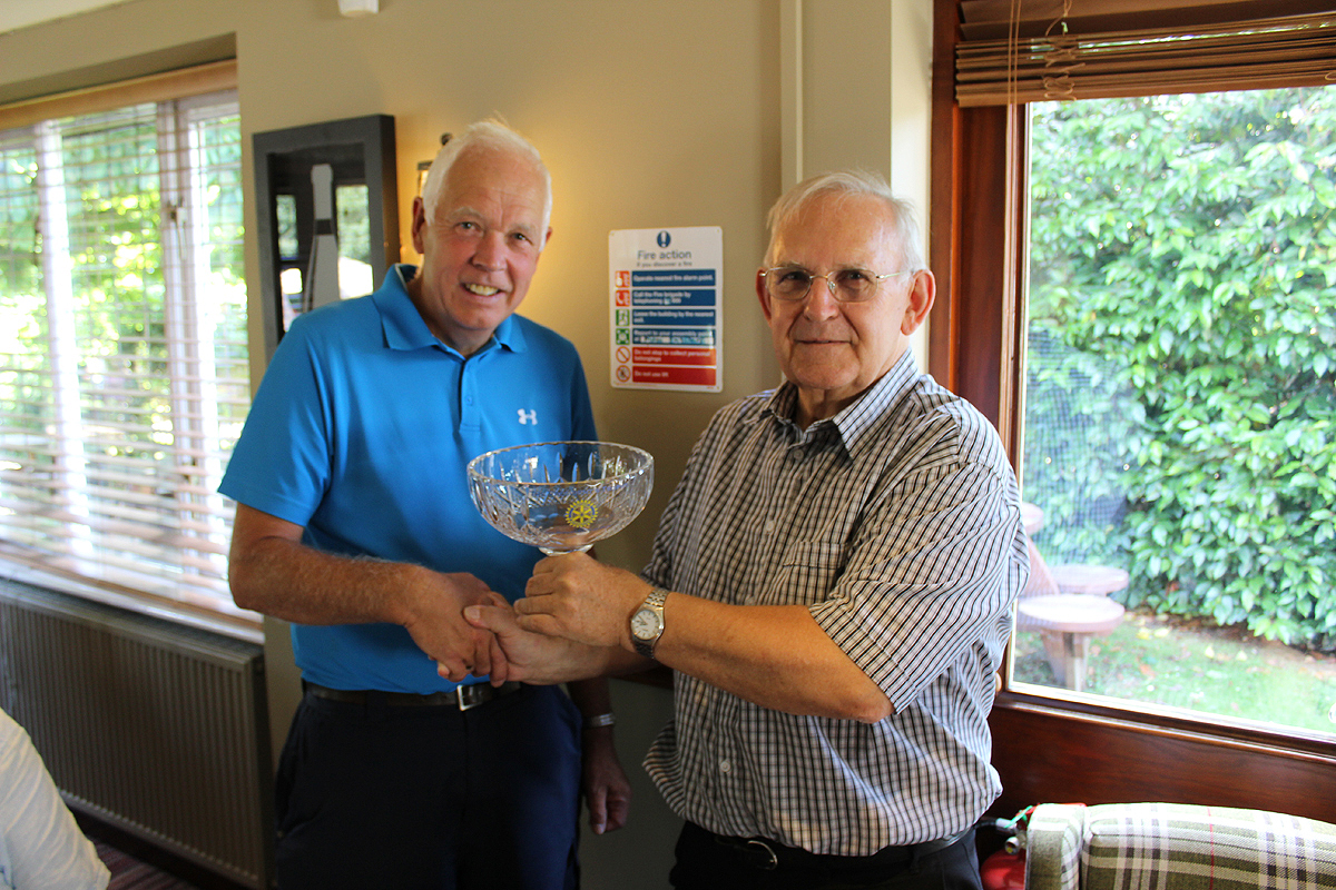 Fleet Rotary Golf Competition -