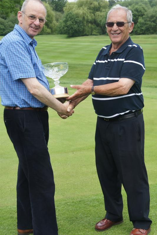 Second Annual Presidents Golf Trophy - 6 June 2012 - Presidents Trophy 1