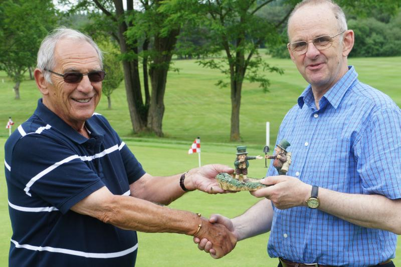 Second Annual Presidents Golf Trophy - 6 June 2012 - Presidents Trophy 2