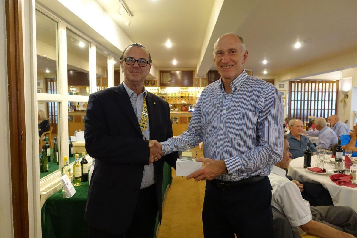 AM-AM Golf Competition - Prize giving