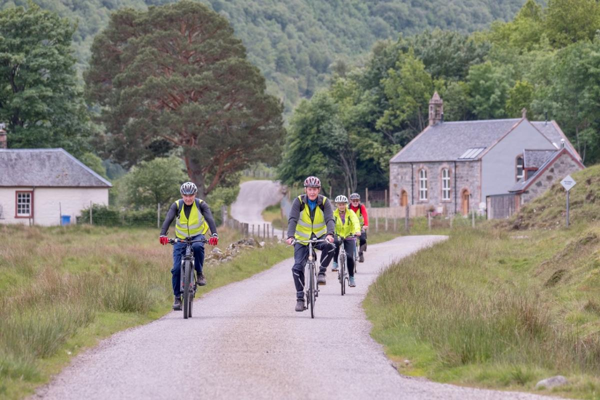 Rotary Cycle Day for Prostate Cancer -