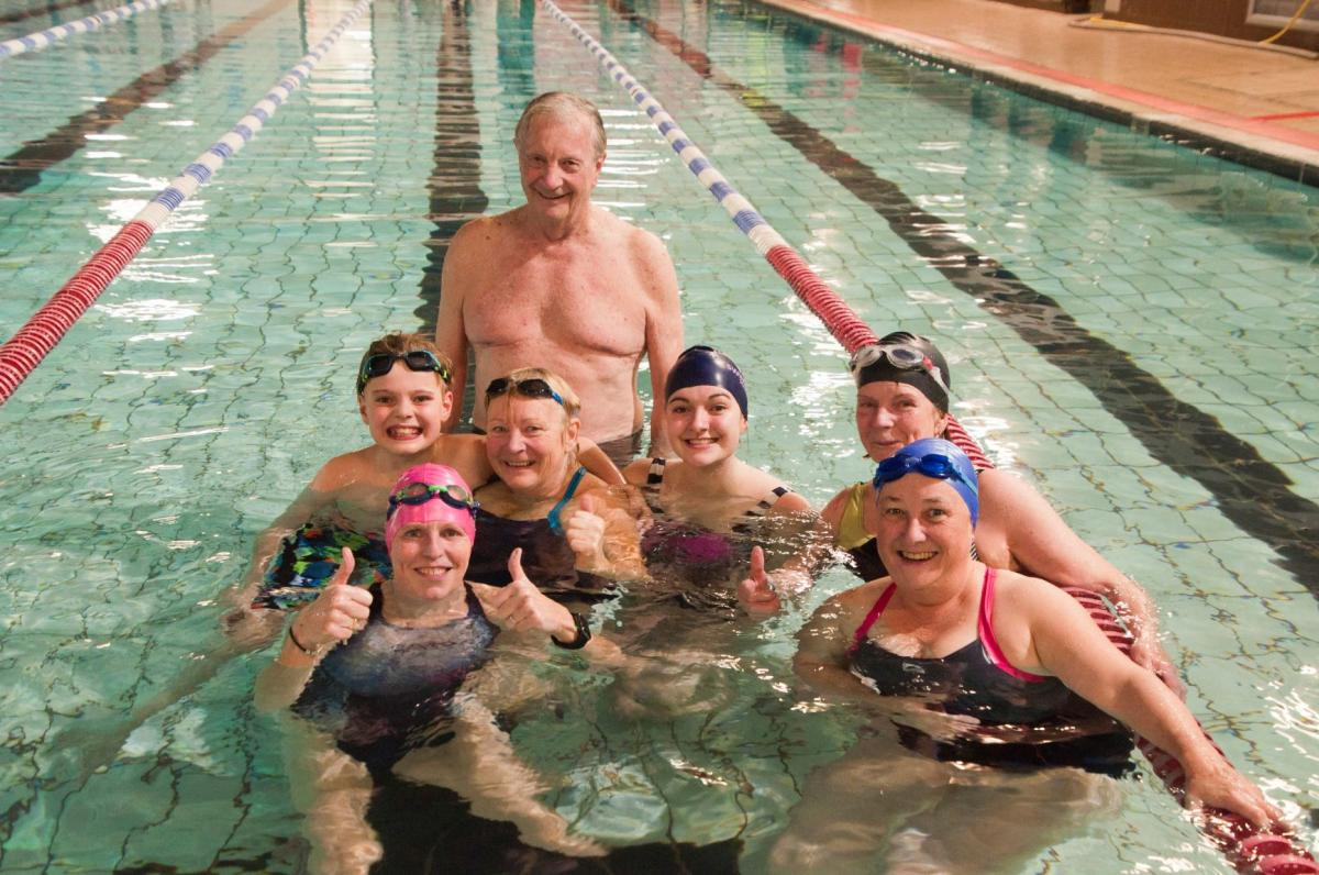 Swimathon 2019 - 106 lengths