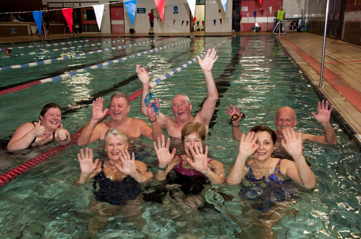 Swimathon 2019 - 92 lengths