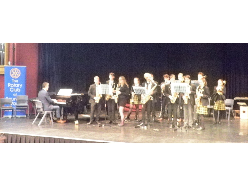 Queens Concert 2019 - Swing Band